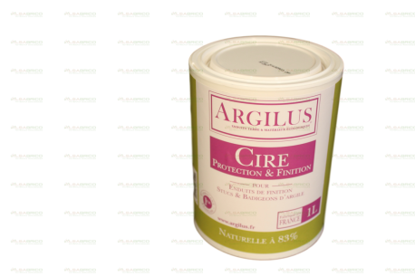 Cire de protection et finition ARGILUS
