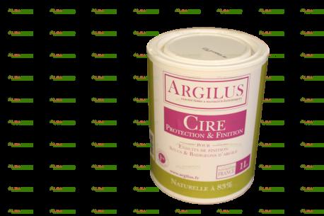 Cire de protection et finition ARGILUS
