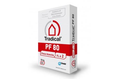 Tradical PF 80 – Liant chaux aérienne pré formulé