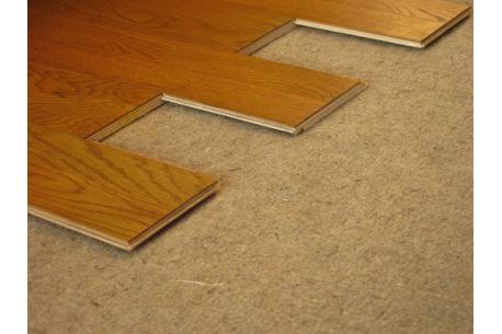 Sous-couche parquet FEUTRALIN en fibres de lin - Sous-couche parquet