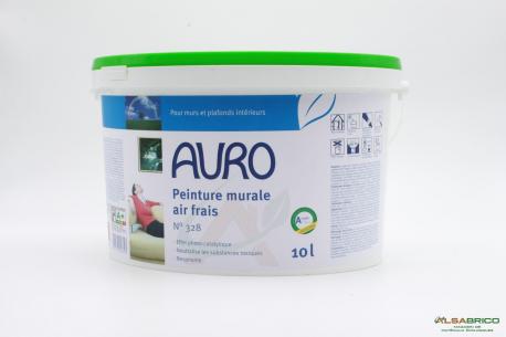 Peinture dépolluante n°328 AURO - Pot de 10L face