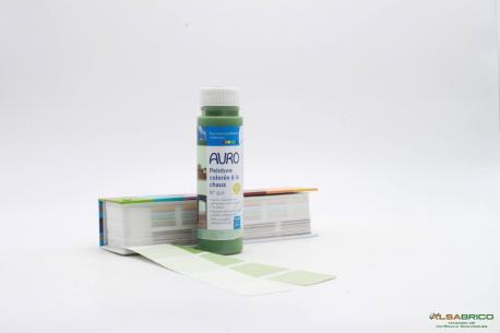 Colorant pour peinture à la chaux AURO n°350 - Vert 250ml
