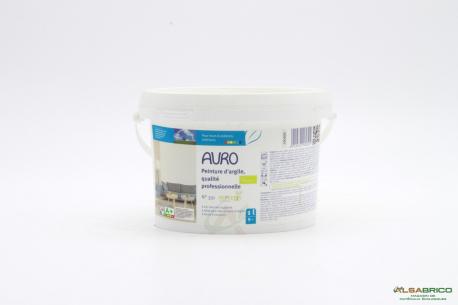 Peinture à l'argile AURO n°331 - Pot de 1L avant