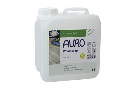 Solution alcaline pour bois AURO n°403