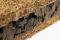 Panneau isolant en liège et fibre de coco Corkoco - Amorim - coco10 + liège20 + coco10