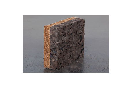 Panneau isolant en liège et fibre de coco Corkoco - Amorim - liège20 + coco20