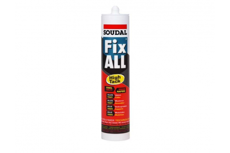 Fix All High Tack SOUDAL en  cartouche de 290ml